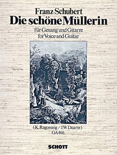 Die schöne Müllerin D795 image